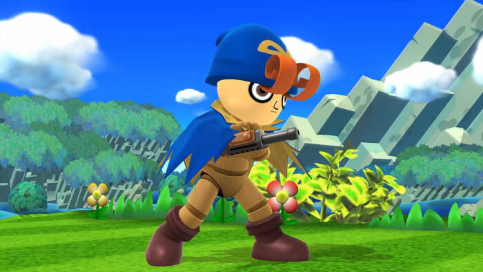 smash bros geno