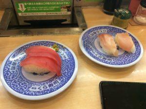 It's a sushi.